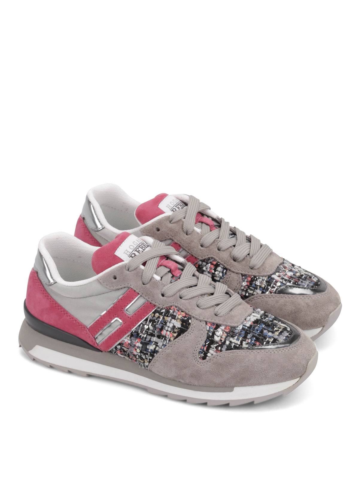 Hogan Rebel Hogan Rebel Trainers R261 Trainers