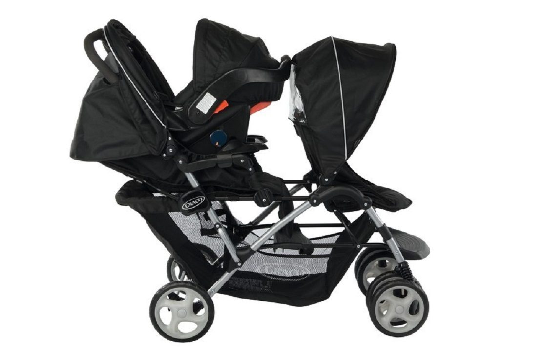 Travel System Tandem Stroller The Best Travel System Compatible Double Buggies Uk 2018