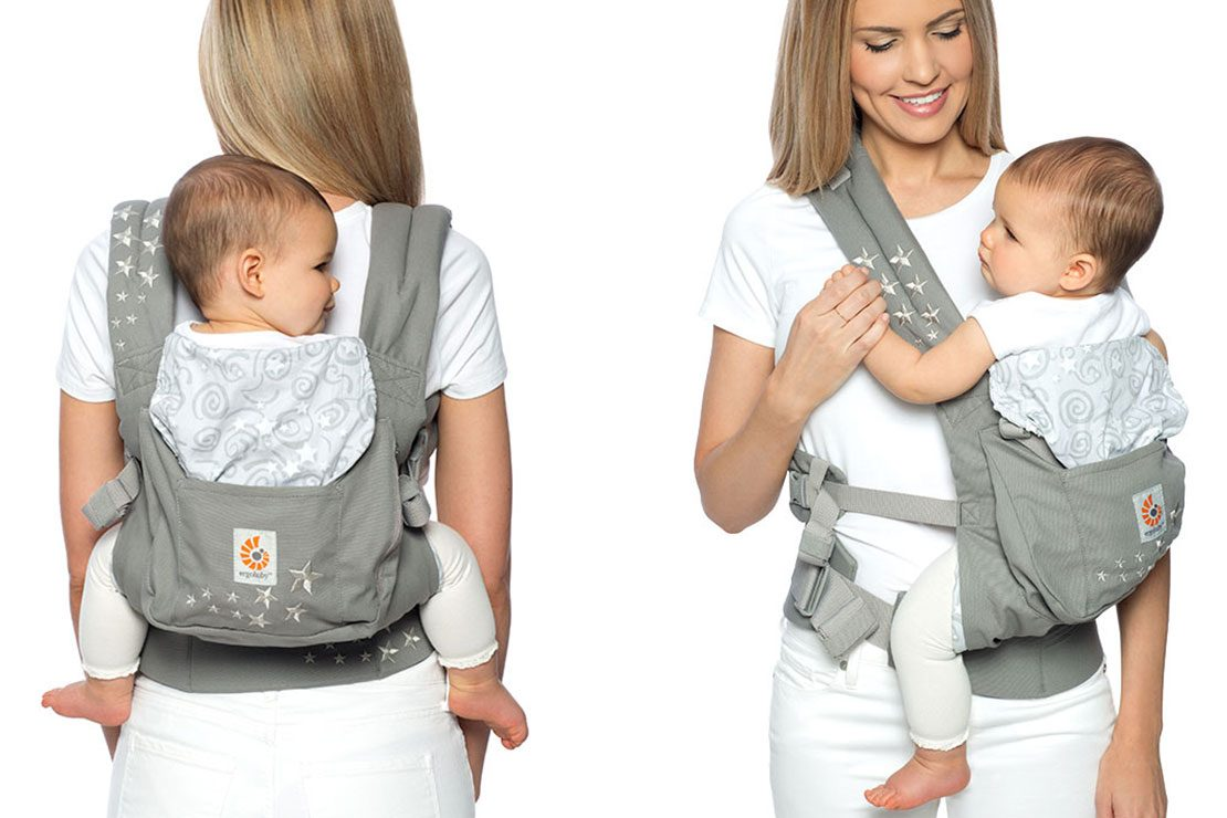 Infant Carrier Ergo