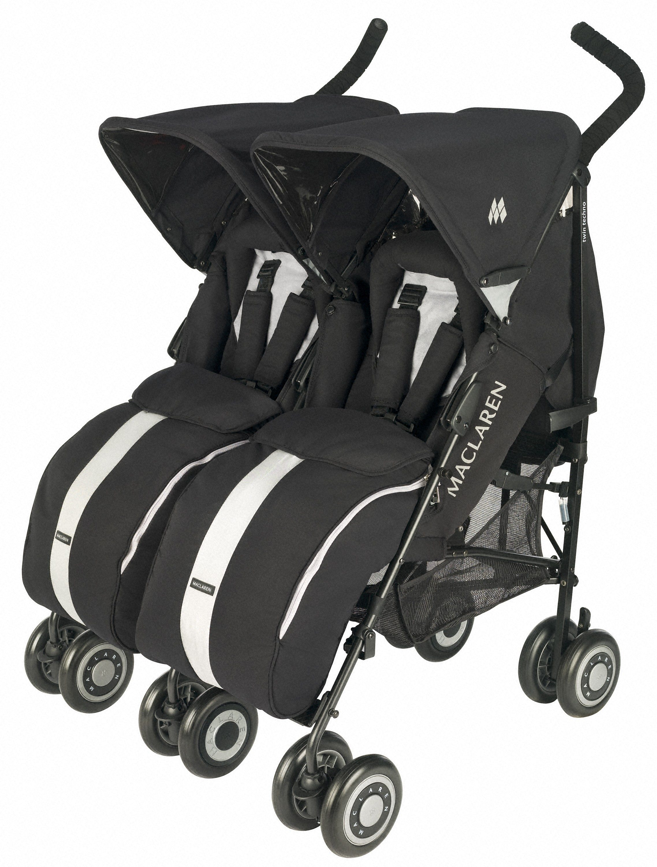 Maclaren Stroller Uk Reviews Maclaren Twin Techno Twins Tandems Pushchairs
