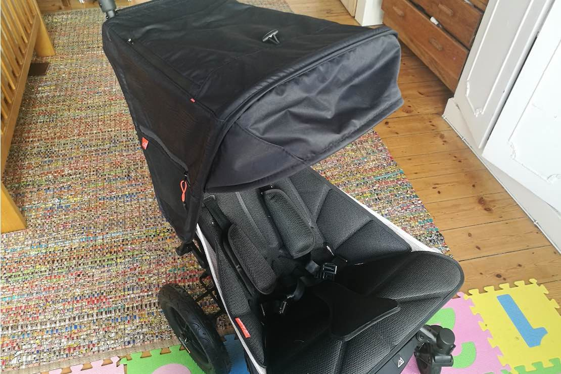 Travel Buggy With Sunroof Micralite Fastfold Lightweight Buggies Strollers