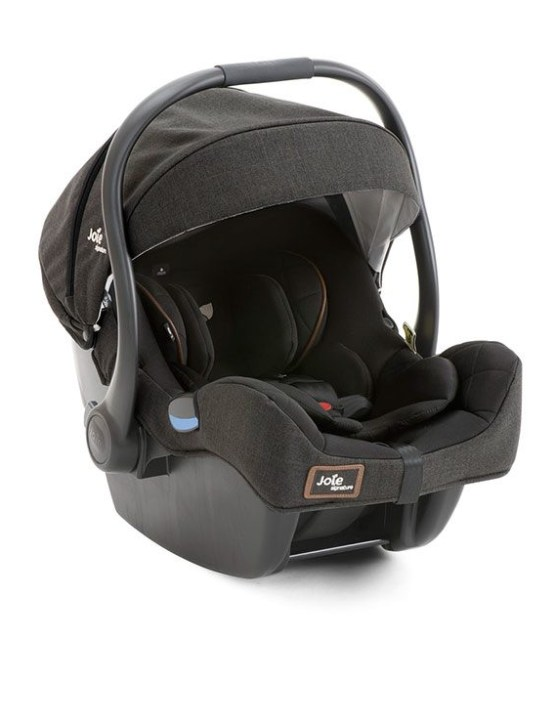 Infant Carrier In Middle Seat Joie Mytrax Flex Signature Travel System Review Travel