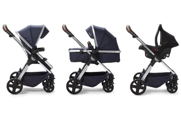 Mamas Papas Footmuff Best Uk Baby Travel System Pushchairs 2019 And Where To