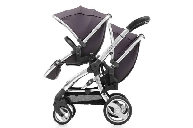 Double Pushchair For Toddlers Babystyle Egg Double Pushchair Review Twins Tandems