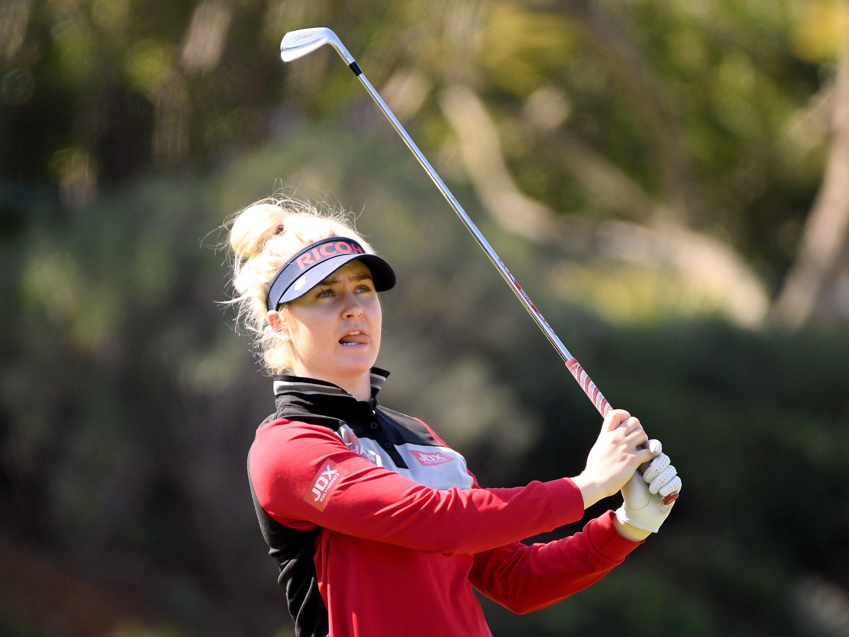 ladies british open golf tv coverage