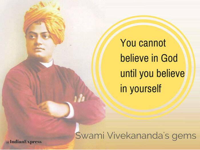 Make Own Quote Wallpaper Ten Life Lessons By Swami Vivekananda On His Birth
