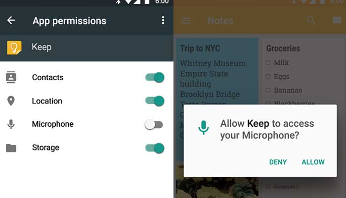 Google will let users restrict permissions for bloatware in Android