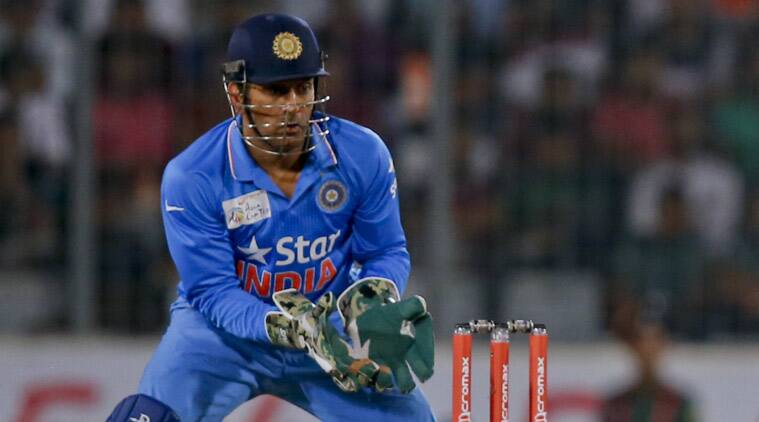 Playing cricket for India will be my first choice MS Dhoni The