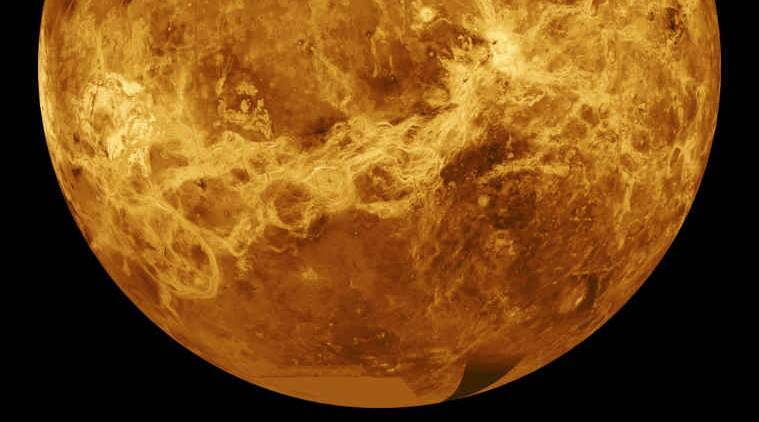 Rain Fall Live Wallpaper Venus Could Have Once Hosted Life Nasa The Indian Express