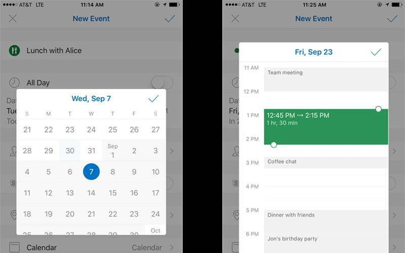 Microsoft merges Sunrise\u0027s best features into Outlook mobile app