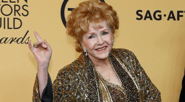 Image result for debbie reynolds and carrie fisher death