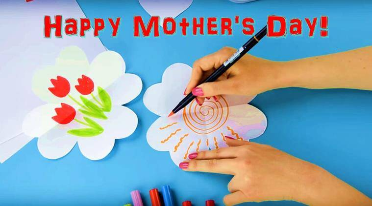 WATCH Create these beautiful DIY Mother\u0027s Day cards and surprise