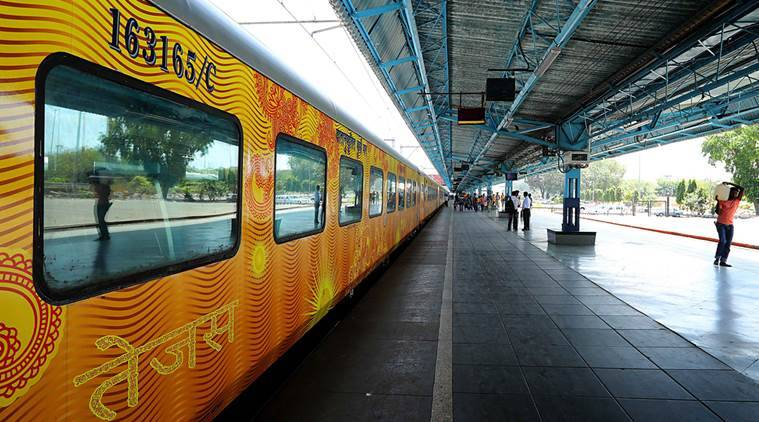 Tejas Express set to begin maiden journey tomorrow; Here are top