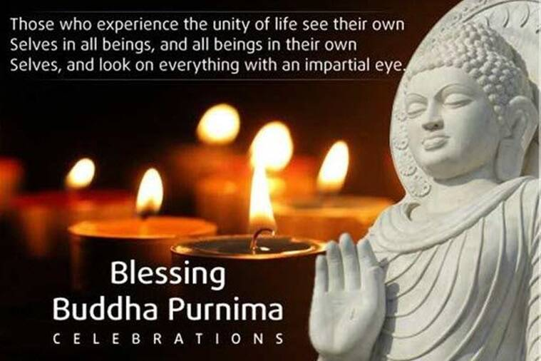 Buddha Quotes Wallpaper In English Happy Buddha Purnima 2017 Wishes Greetings Quotes And