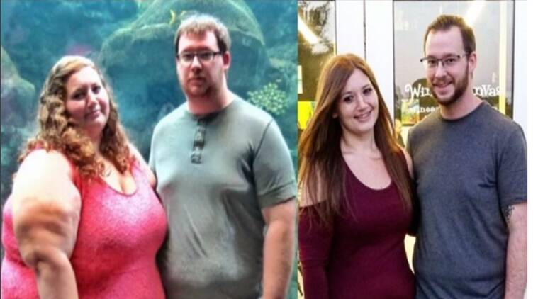 This couple\u0027s amazing weight loss journey will inspire you to set