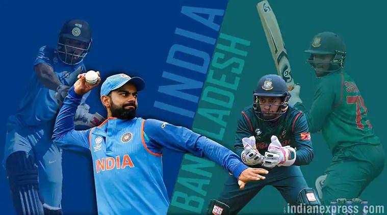 India Vs Bangladesh Icc Champions Trophy 2017 India Take On Improved Bangladesh In Semi Final