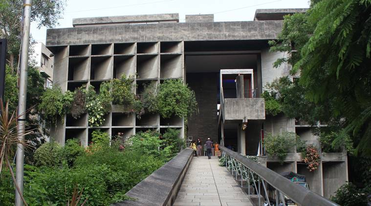 Life Quotes Wallpapers For Facebook Le Corbusier S Iconic Ahmedabad Building Breathes Again