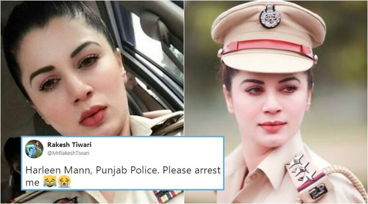 Girl Back Side Wallpaper The Real Story Behind The Viral Photo Of Punjab Police