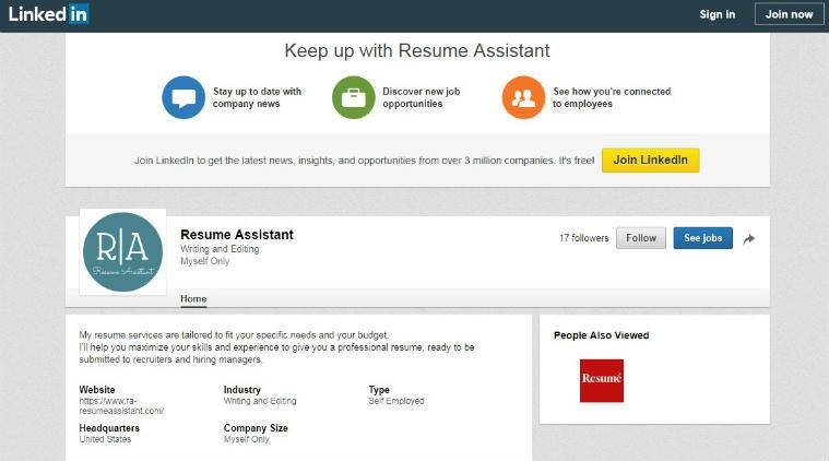LinkedIn\u0027s new Resume Assistant feature bring job searches to Word
