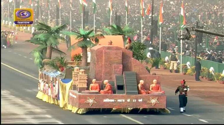 Republic Day 2018 These tableaux at Rajpath parade show India\u0027s