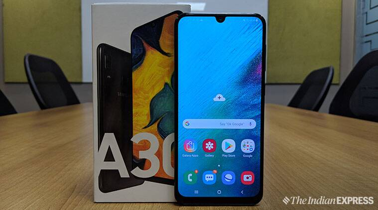 Samsung A30 Mockup Samsung Galaxy A30 Review: A Lot Of Nifty Features To