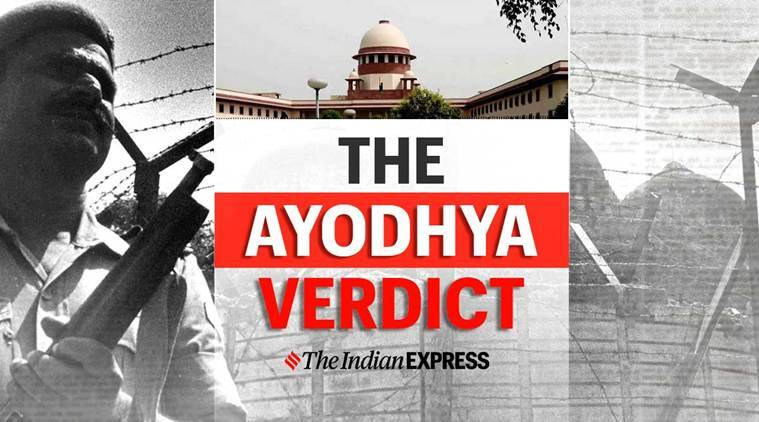 Ayodhya Verdict Ramjanmbhoomi Trust Gets Land Alternate 5 Acres Land To Muslims India News