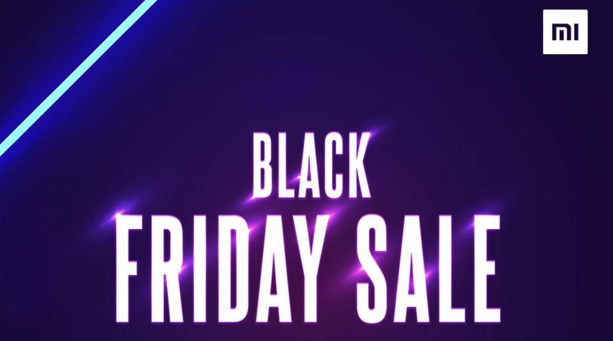 Xiaomi India Black Friday Sale Check Discounts On Phones Accessories And Much More Technology News The Indian Express