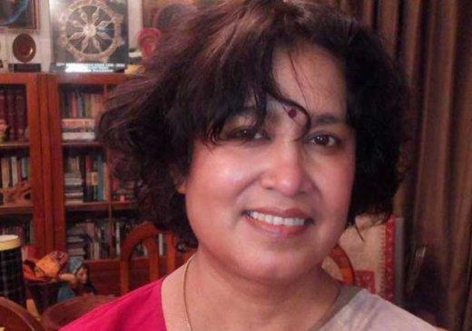 Facebook disables Taslima Nasreen's account
