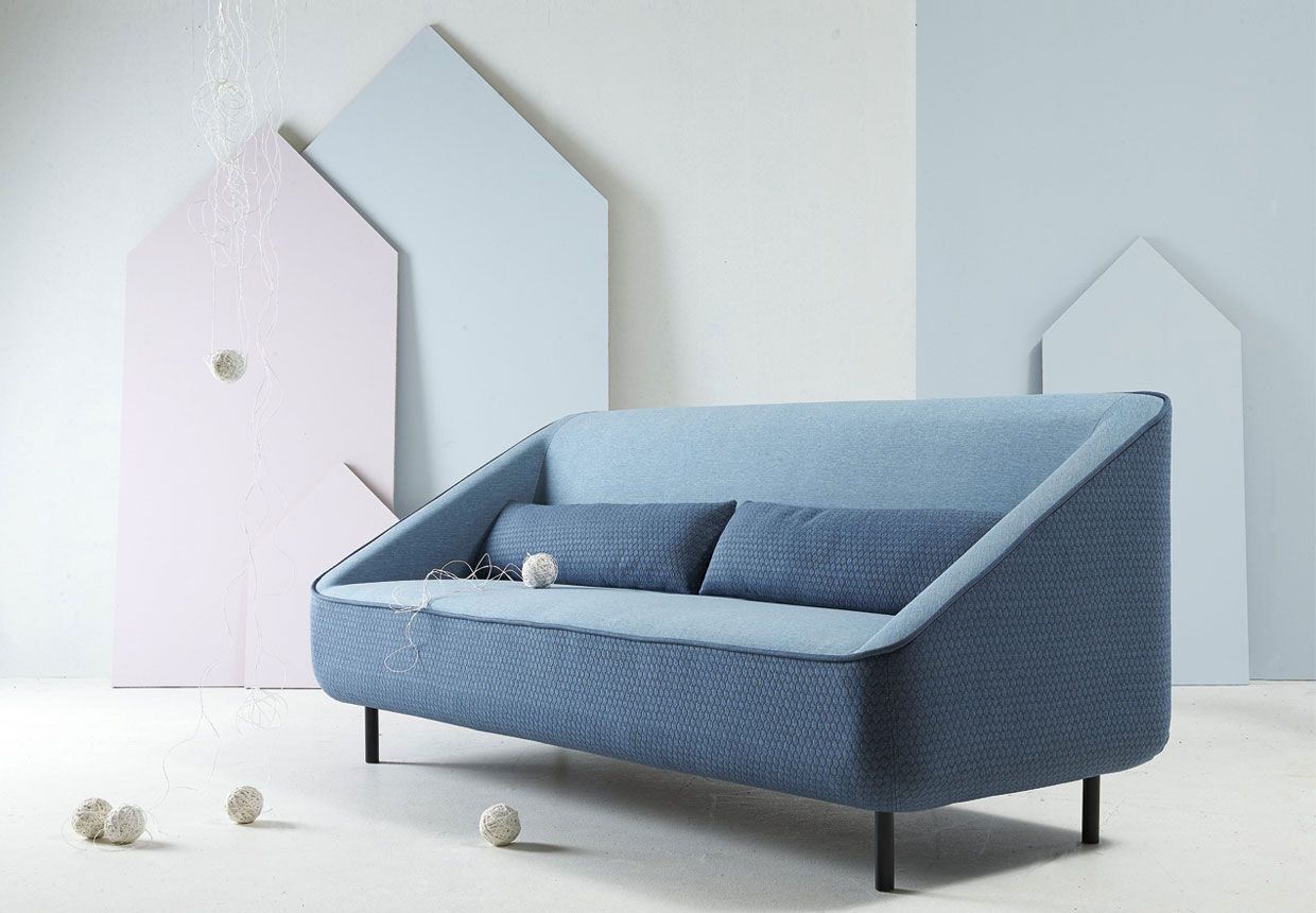 Rund Sofa Ilva Nackstd Soffa Good Awesome Excellent Latest Soffa Furninova