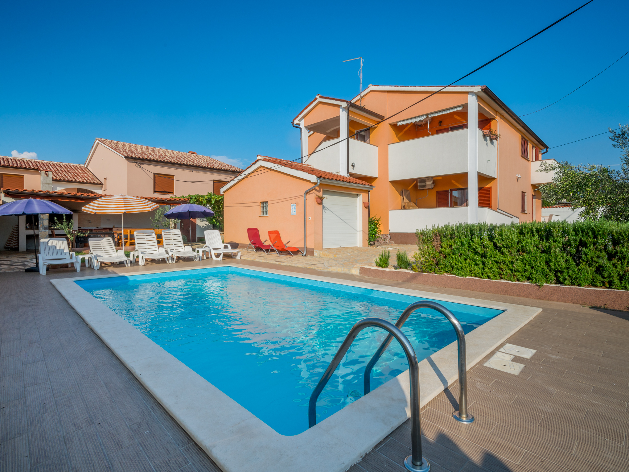 Ferienhaus Mit Pool Kroatien Pula Vacation House Villa Nina In Pula Galižana Croatia Hr2590 102 1