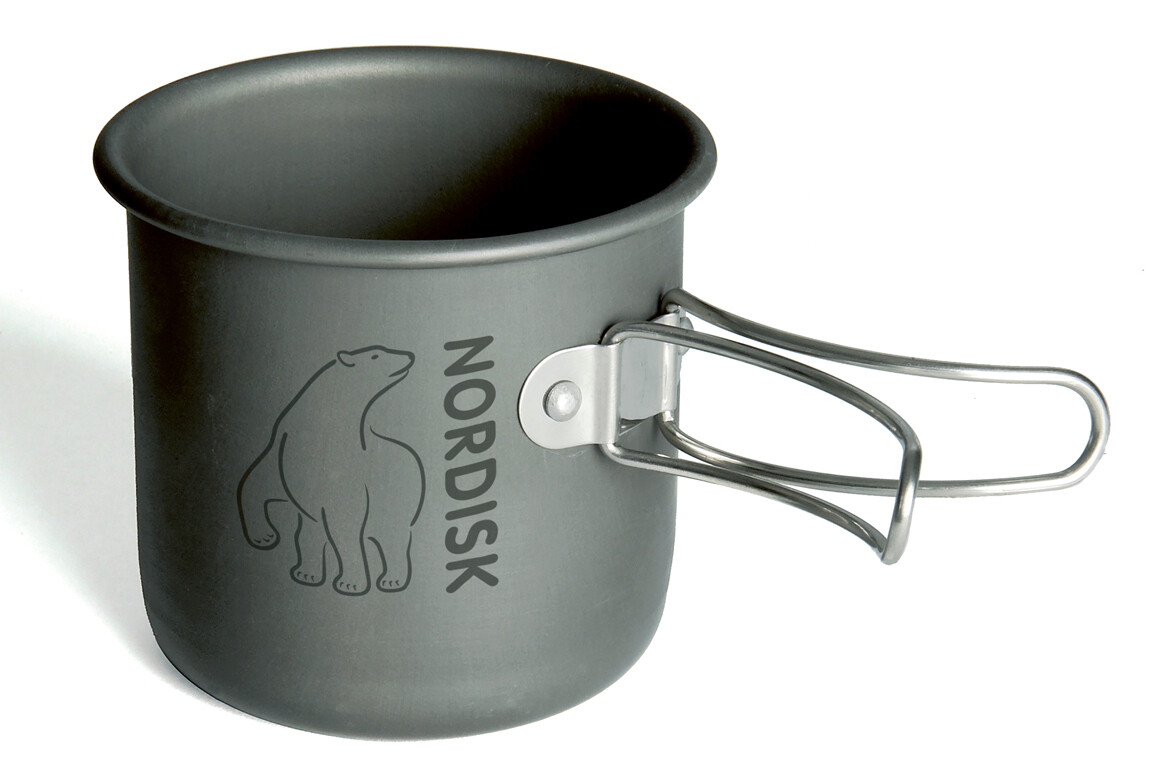 Metalen Mok Nordisk Aluminium Beker 200 Ml L Online Bij Outdoor Shop