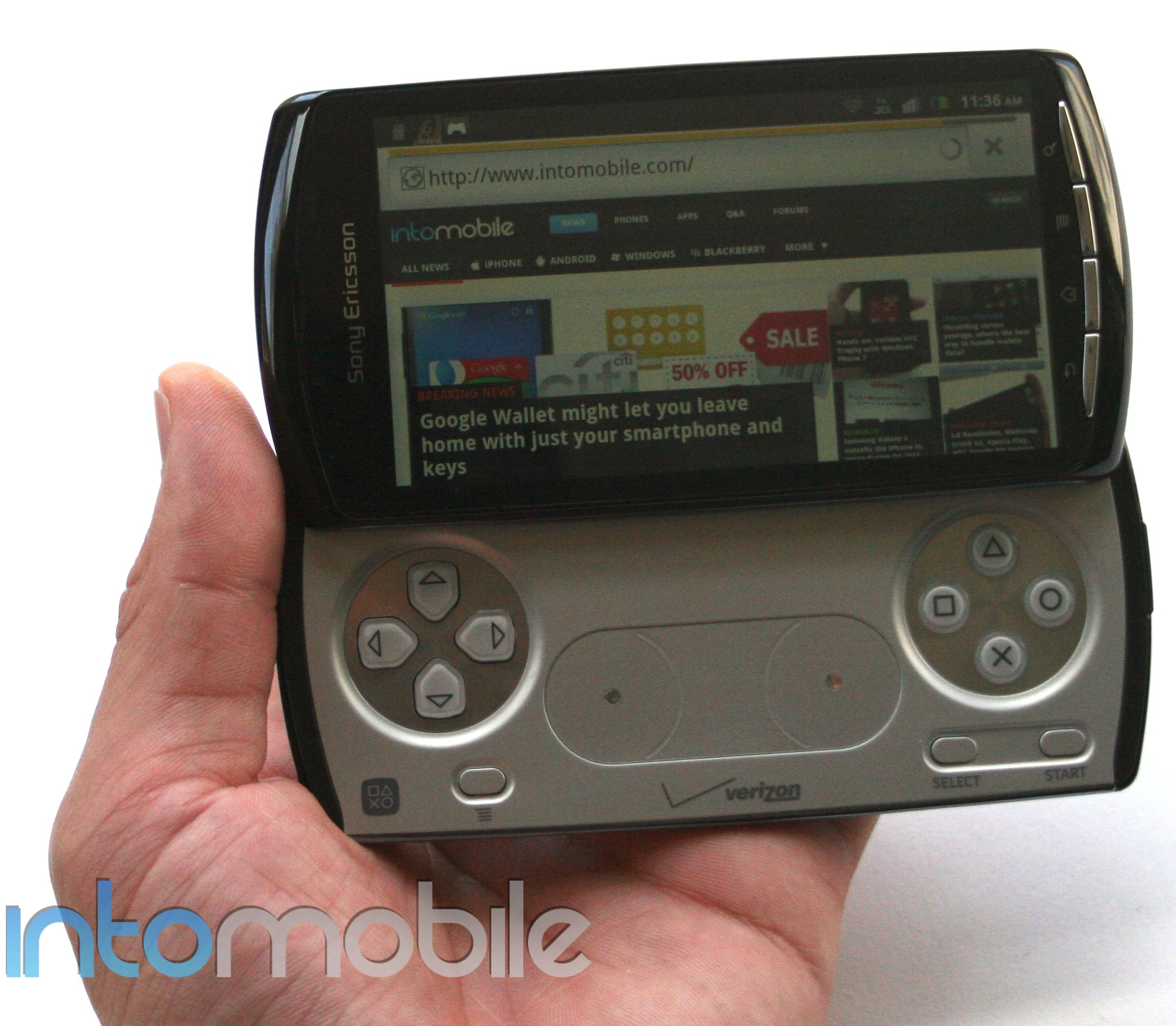 Playstation Contact Review Verizon Xperia Play The Playstation Phone