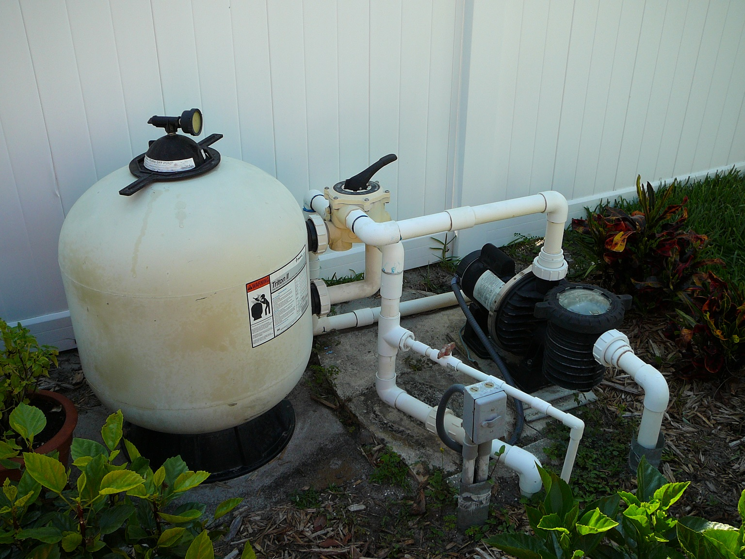 Pool Filter Pump Pressure How To Replace The Sand In A Pentair Triton 2 Side Valve Sand