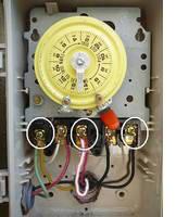 110v Pool Timer Wiring Diagram How To Install A Hayward Aqua Rite Salt Chlorine Generator