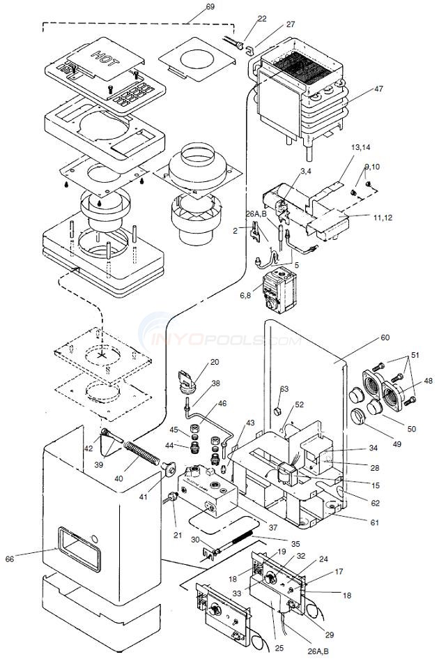 spa electrical diagram
