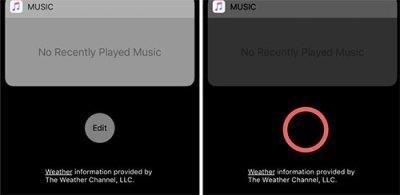 Komplett schwarzer Hintergrund: iPhone-Wallpaper entfernt das Dock › iphone-ticker.de