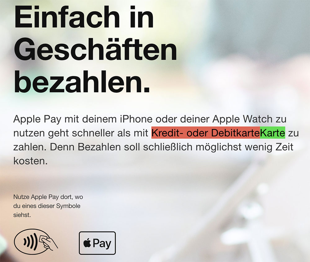 Amazon Kreditkarte Dollar In Sachen Apple Pay Amazon Kreditkarte Volkswagen Bank American