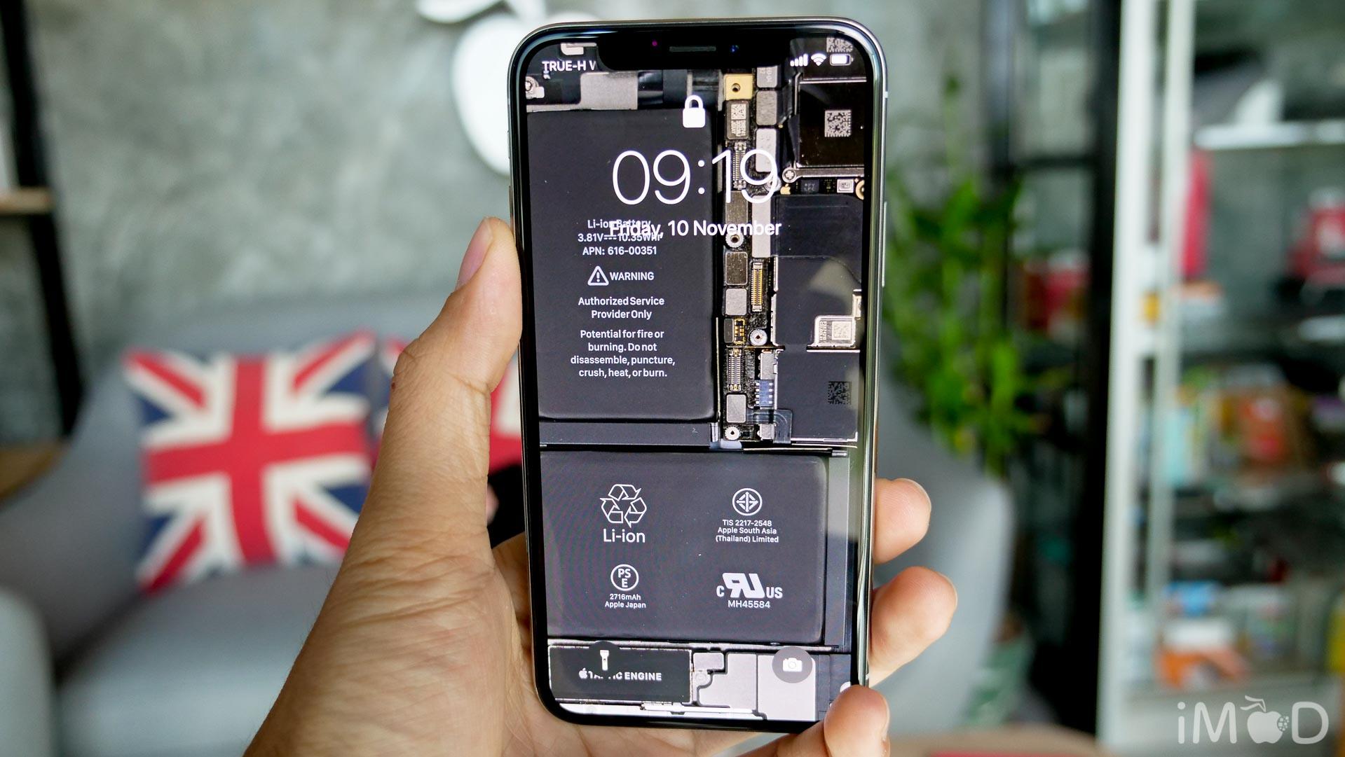 Iphone X 2018 Wallpaper ดาวน์โหลดภาพพื้นหลังวงจรภายในของ Iphone X 7 6 และรุ่นอื่นๆ