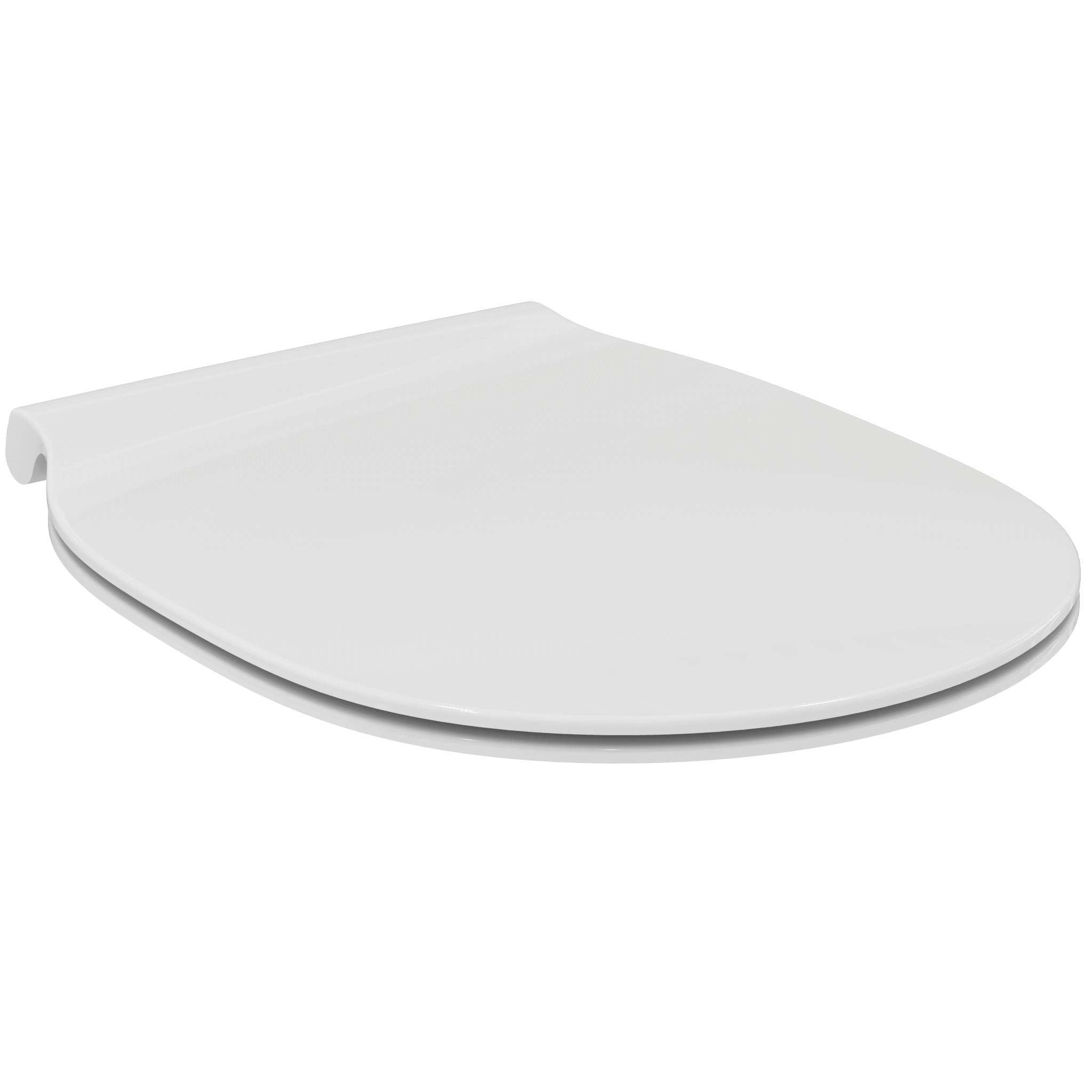 Connect Wc Ideal Standard D Shaped Toilet Seat Connect Air