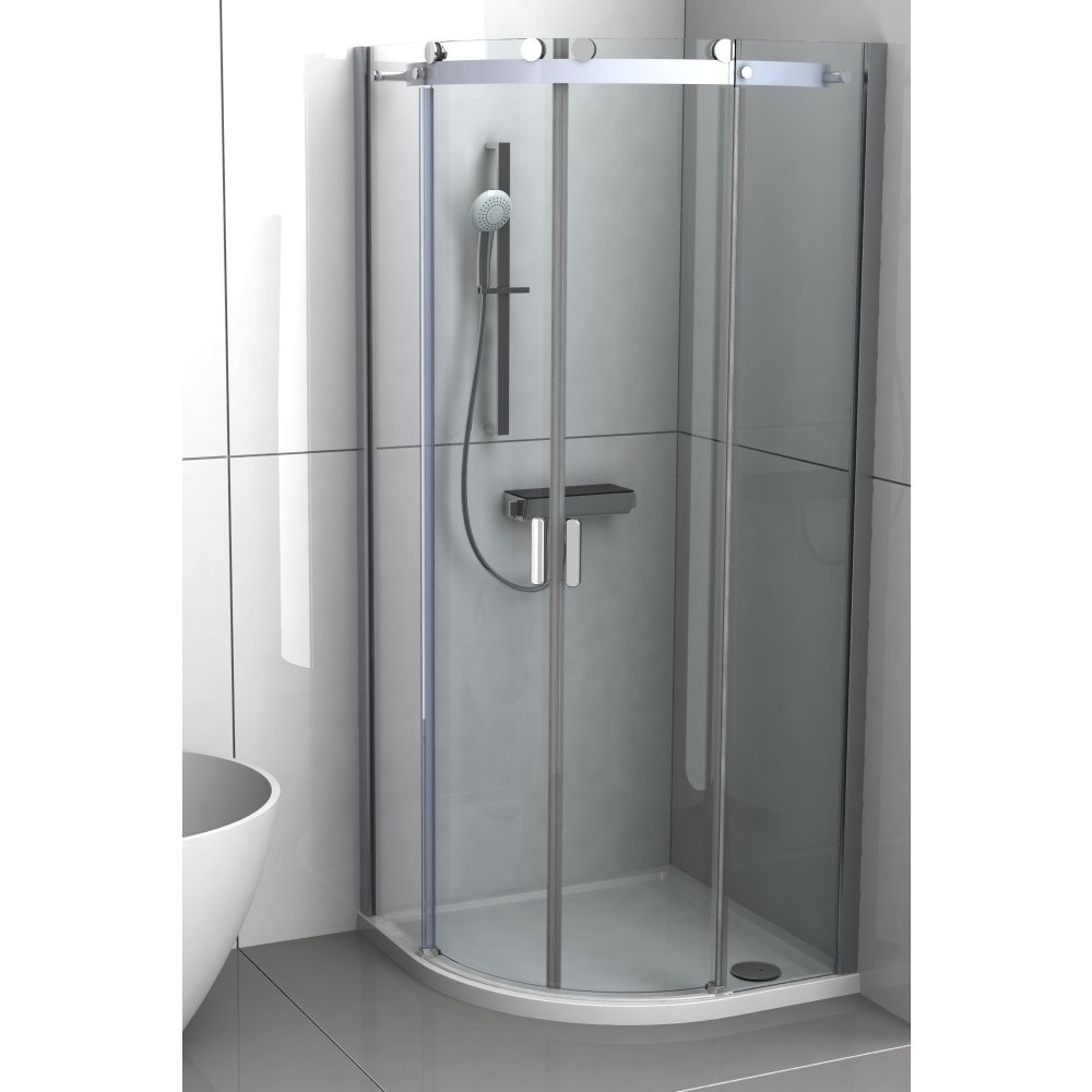 Viega 649982 Zurich R55 Shower Tray Without Feet For Installation On The Ground Riho Da86005