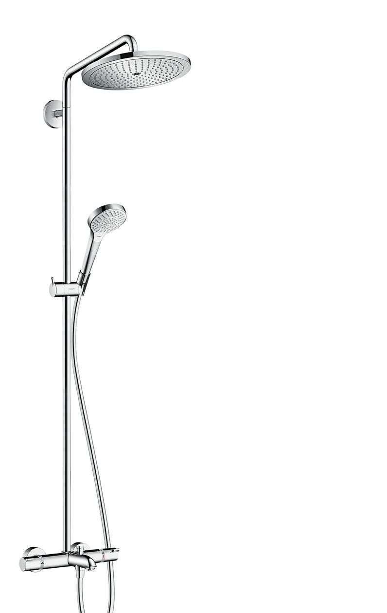 Hansgrohe Croma 2jet Hansgrohe Regendouche Croma Select S 280 Air 26792000