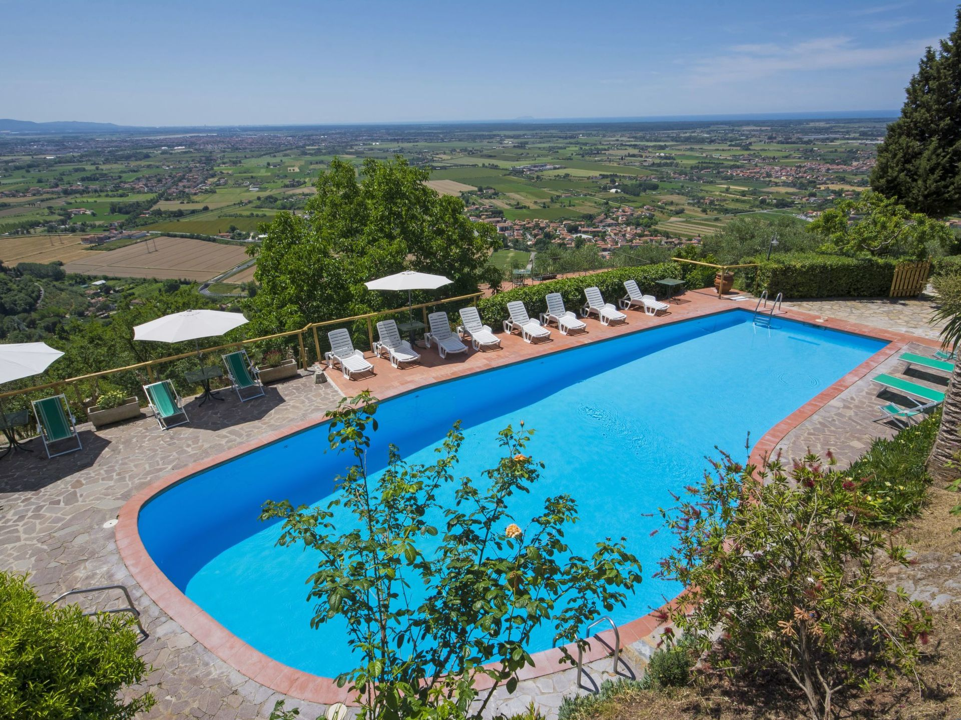 Ferienhaus Mit Pool Lucca Pontasserchio Villa Vacation Rental Borgo Degli Aranci That Sleeps