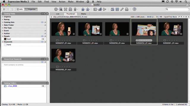 Izzy Video 168 - How to Organize and Catalog Video Clips \u2022 Izzy Video