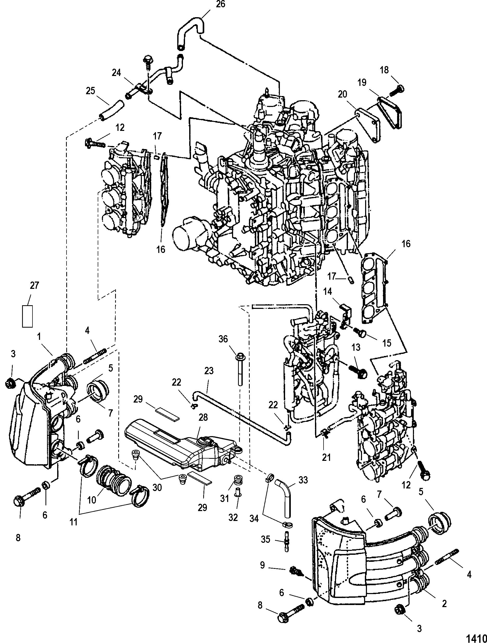 mercury efi wiring diagram