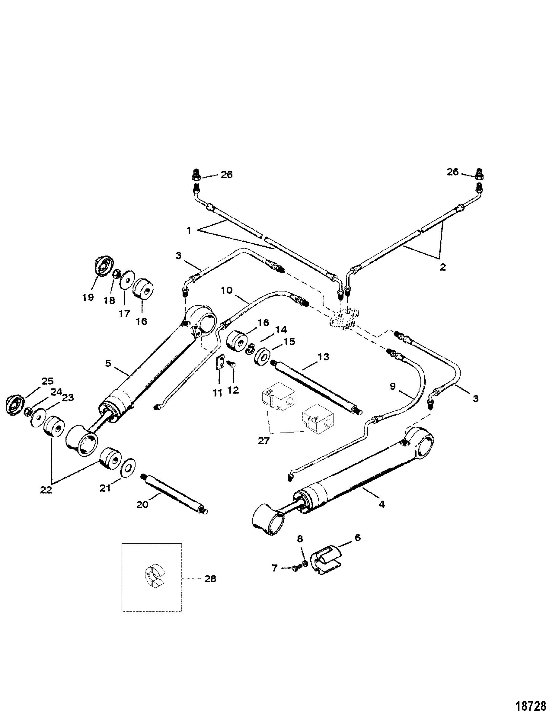omc stern drive wiring diagram