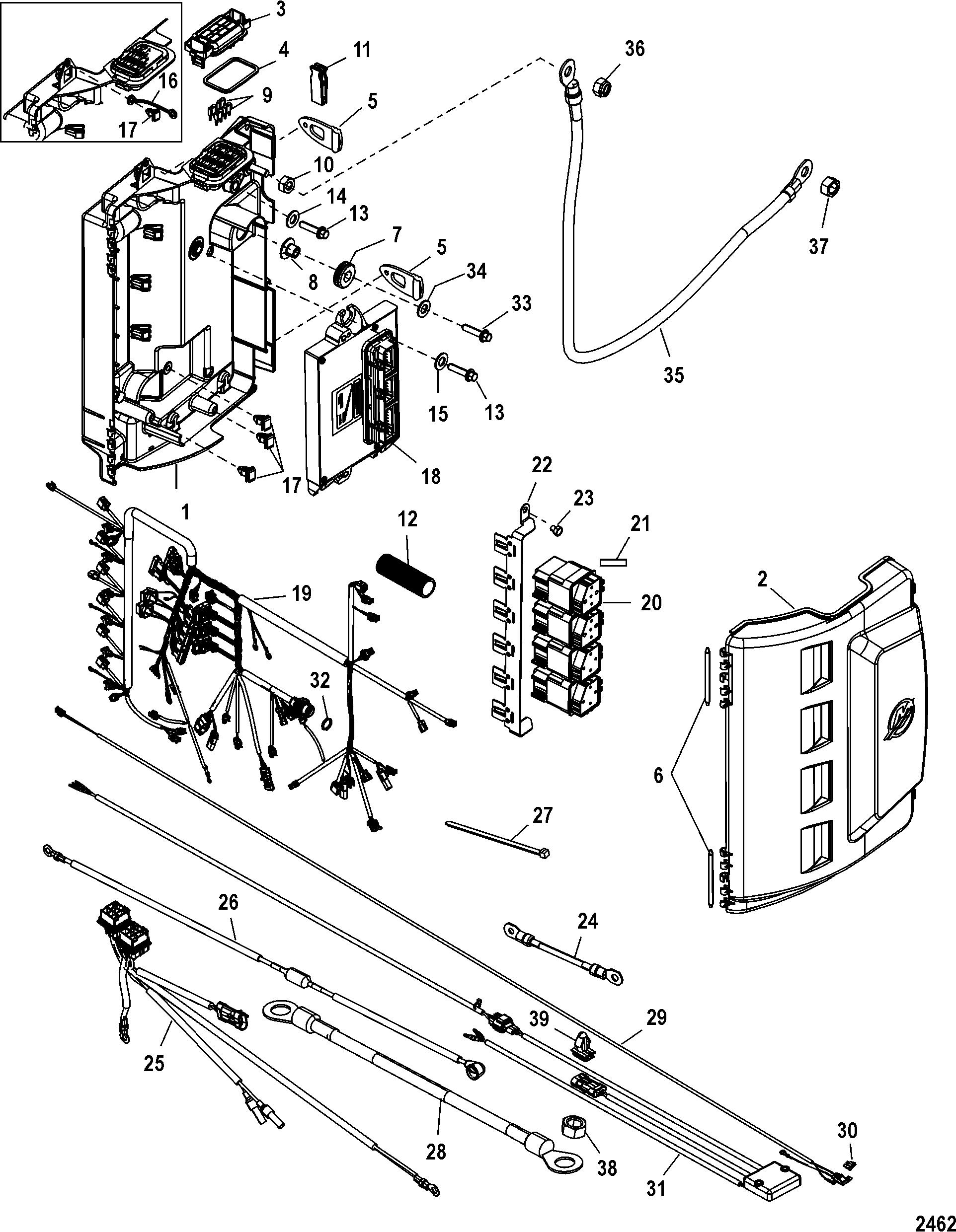 parts diagram for 200 275