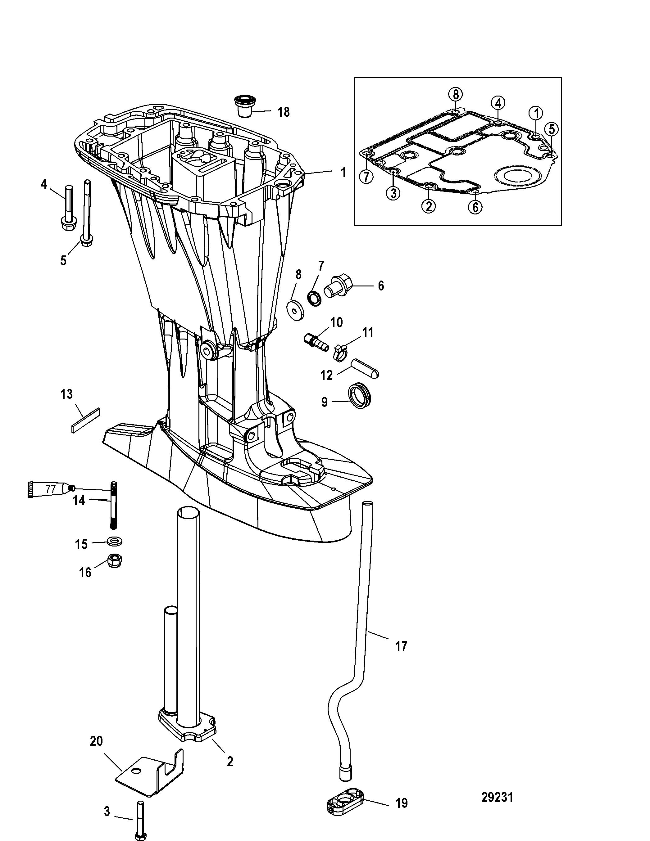 mercury 40 efi wiring diagram