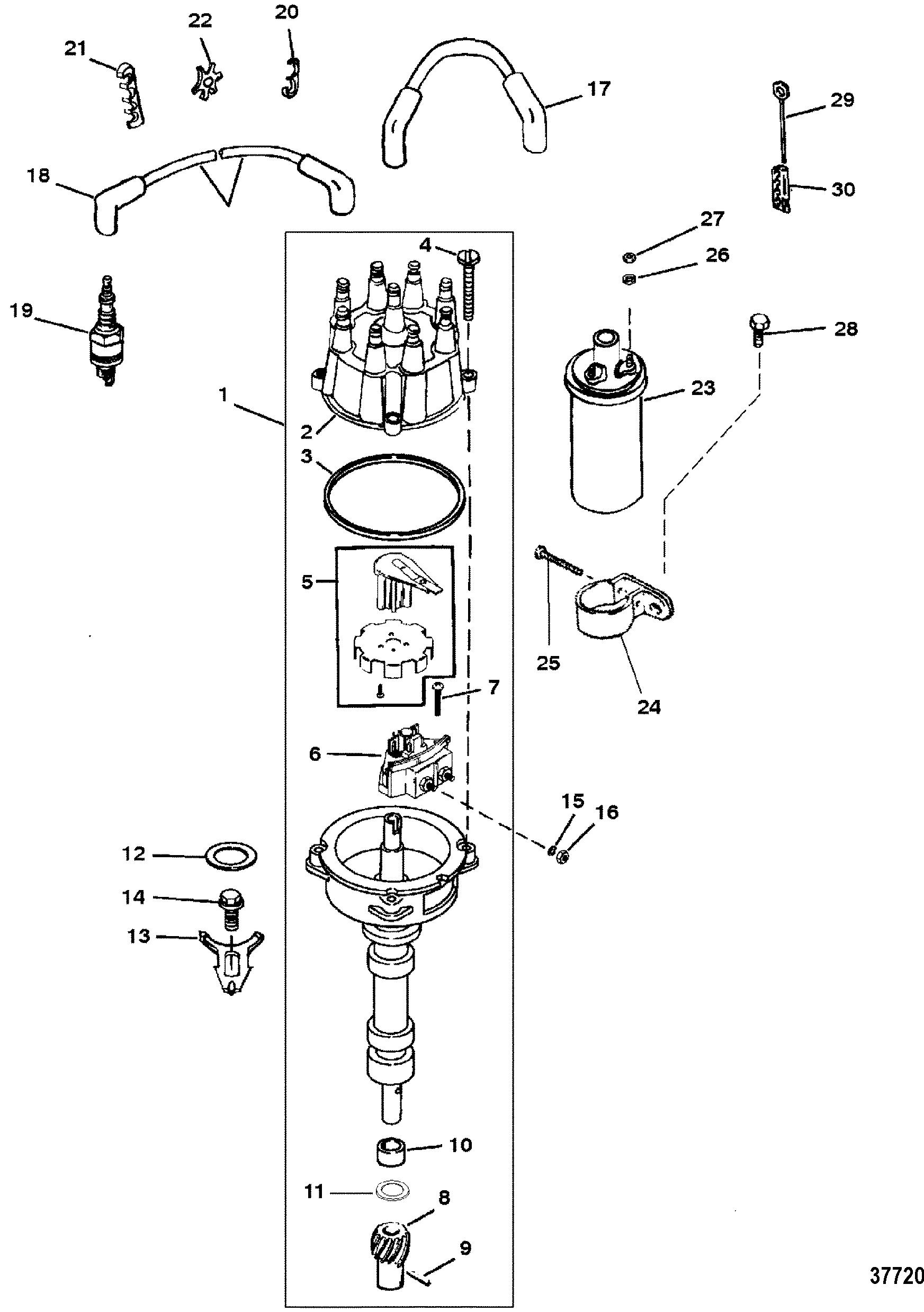 mercruiser 260 wiring diagram