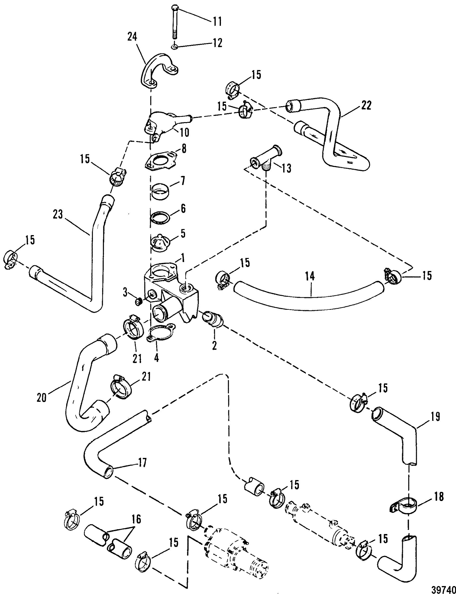 mercruiser 502 engine wiring diagram