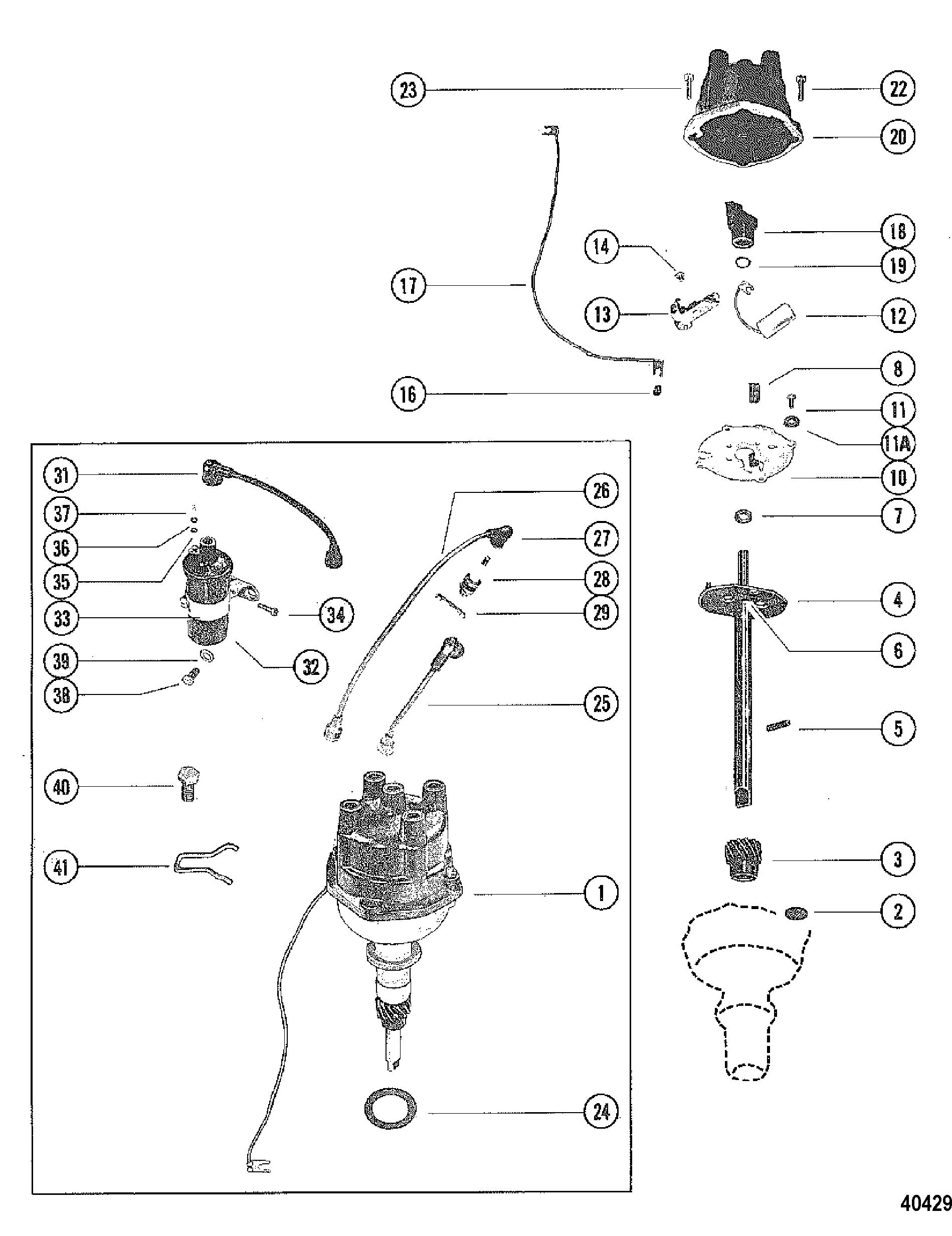 120 mercruiser engine bedradings schema